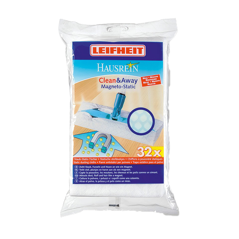 Leifheit Clean & Away Statische Doeken
