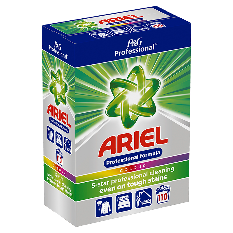 Ariel Color 7,15kg 110scoops