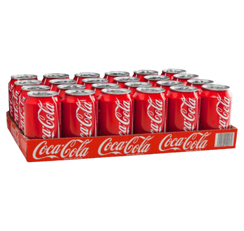 Coca-Cola Regular blikjes