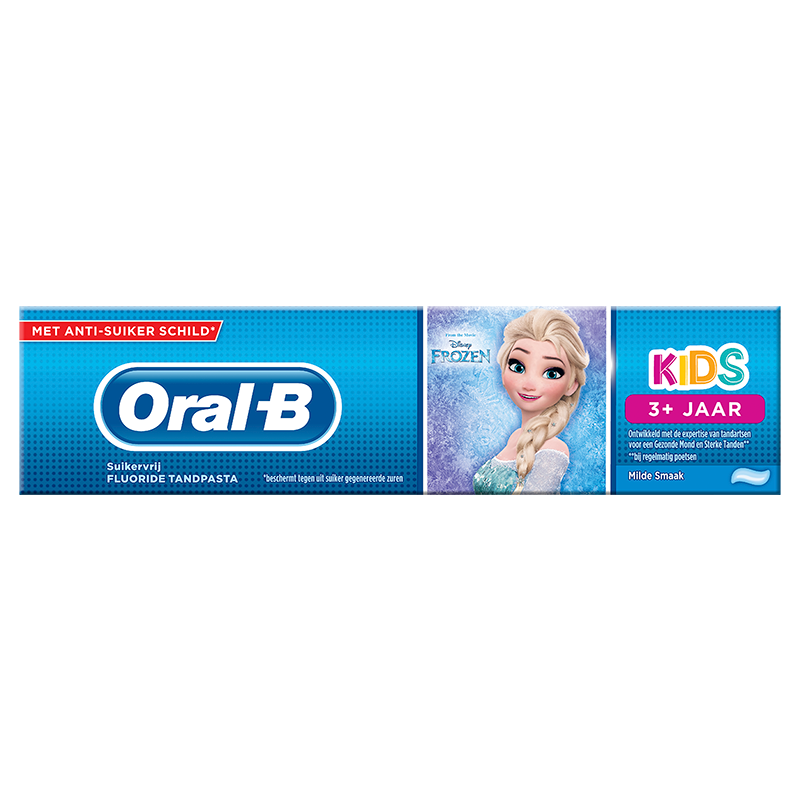 Oral-B Tandpasta Kids 3+