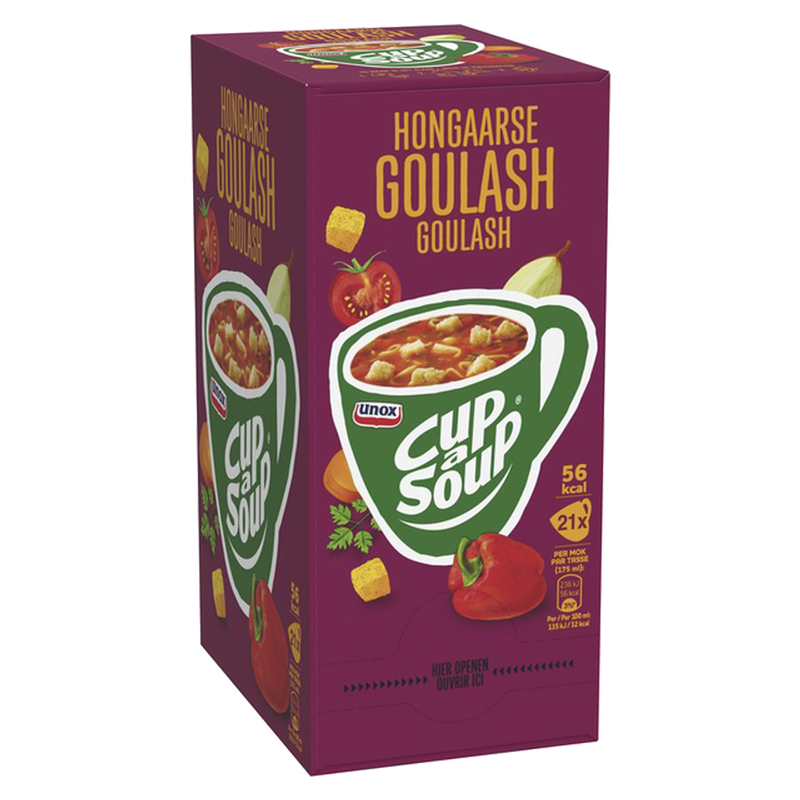 Cup-a-Soup Hongaarse Goulash