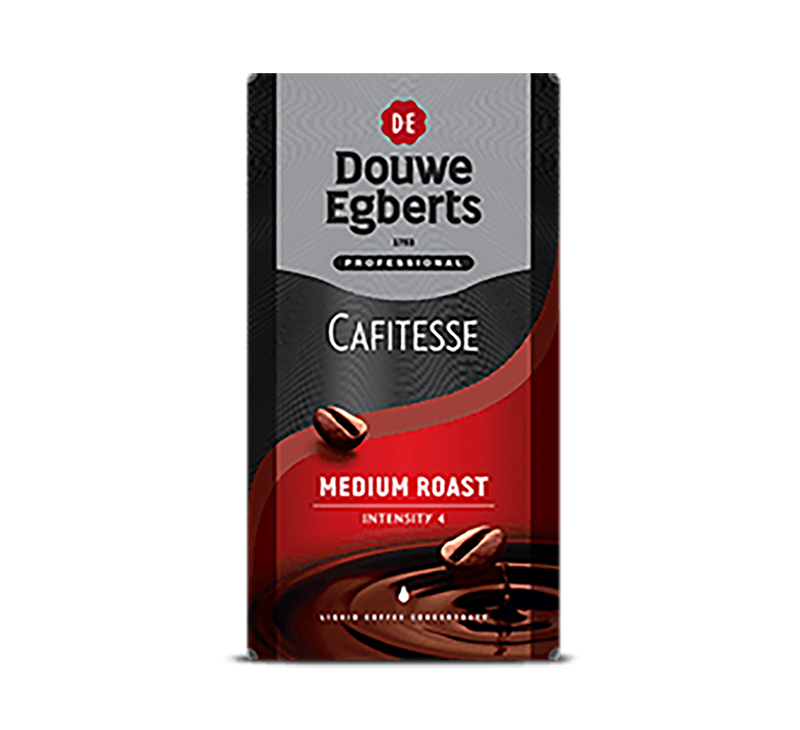 Douwe Egberts Cafitesse Medium Roast diepvries