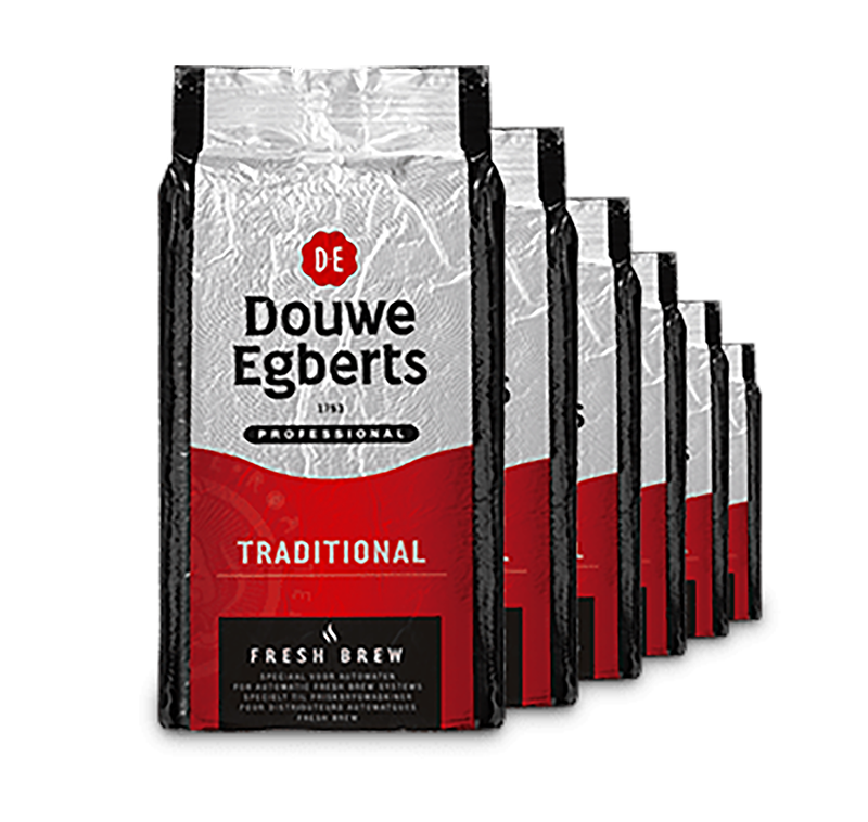 Douwe Egberts Fresh Brew Traditional
