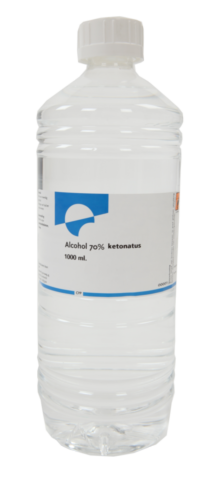 Alcohol Ketonatus 70%