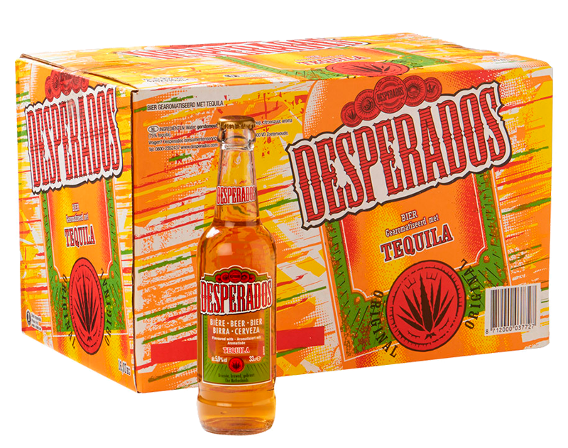 Desperado Regular doos 24 x 33cl
