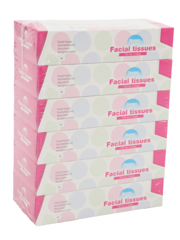 Braspa Facial Tissues