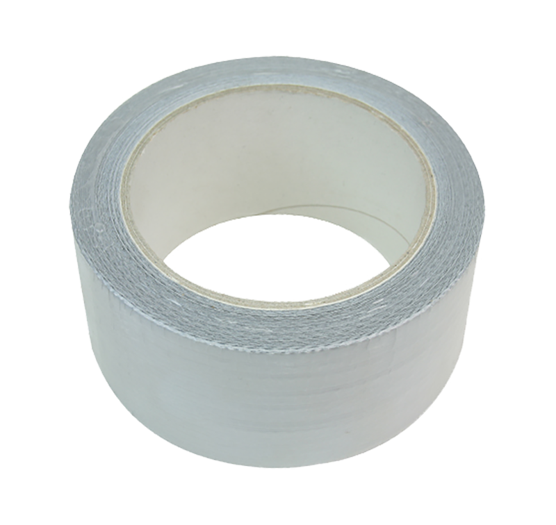 Duct-tape grijs 50mm x 25mtr