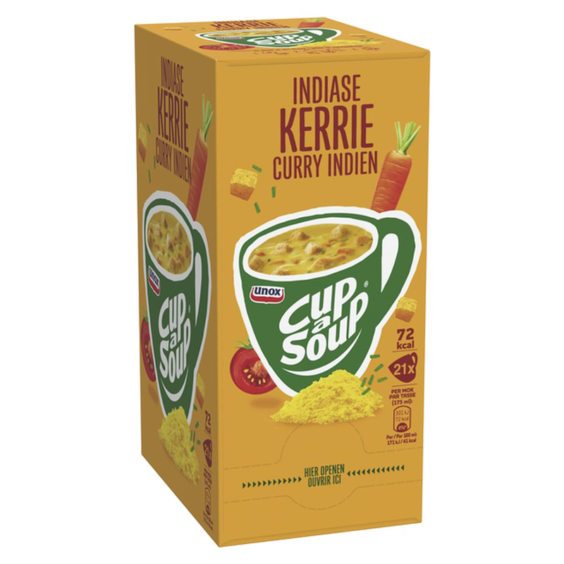 Cup-a-Soup Indiaanse Kerrie