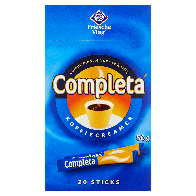 Completa Koffiecreamer sticks